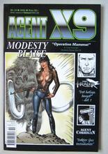 Agent X9 2005 10
