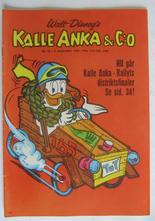 Kalle Anka 1966 36 Fn-