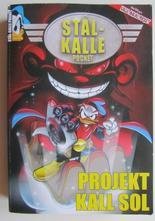 Kalle Ankas pocket Stål-Kalle 02 Projekt kall sol