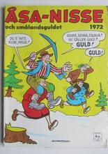 Åsa-Nisse Julalbum 1972