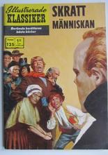 Illustrerade Klassiker 125 Skrattmänniskan 1:a uppl Fn