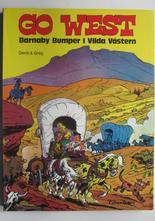 Go West Barnaby Bumper i Vilda Västern