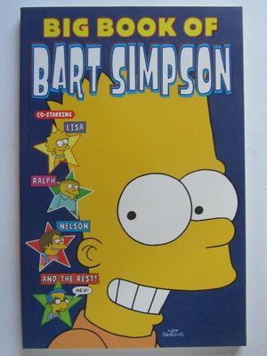 Simpsons Big Book of Bart Simpson
