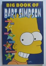 Simpsons Big Book of Bart Simpson
