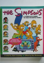 Simpsons Guide Säsong 1-8