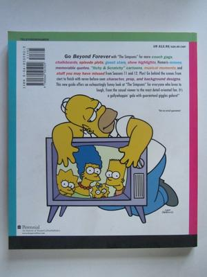 Simpsons Beyond Forever Guide Säsong 11-12