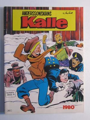 Anderssonskans Kalle Julalbum 1980