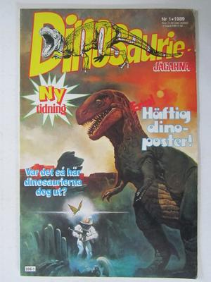 Dinosauriejägarna 1989 01