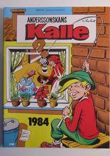 Anderssonskans Kalle Julalbum 1984