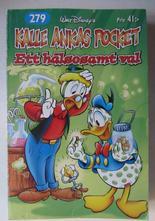 Kalle Ankas pocket 279 Ett hälsosamt val