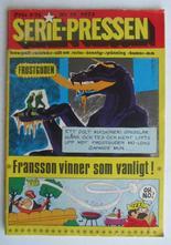 Seriepressen 1972 18