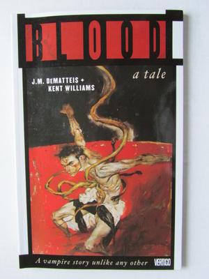 Blood  a tale