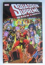 Squadron Supreme : Death of a Universe
