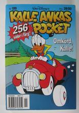 Kalle Ankas pocket 199 Omkörd, Kalle