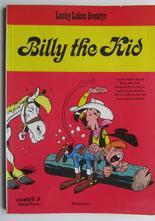 Lucky Luke 07 Billy the Kid 1:a uppl.