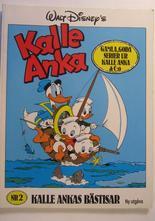 Kalle Ankas Bästisar 02 1987 2:a uppl.