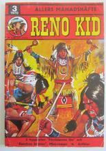 Reno Kid Allers Månadshäfte 1970 03 Vg+