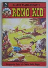 Reno Kid Allers Månadshäfte 1971 05 Vg+
