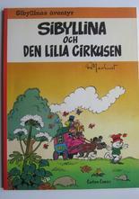 Sibyllinas Äventyr 03 Sibyllina och den lilla cirkusen