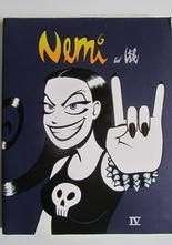 Nemi Seriealbum 04 1:a upplagan