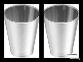 Silverglas. 6 st.
