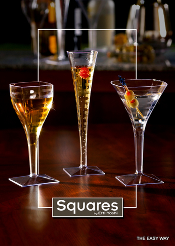 Martini glass. 6 pieces.