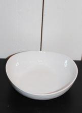 Porslin- salladsskål