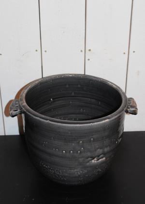 Keramikurna- grå