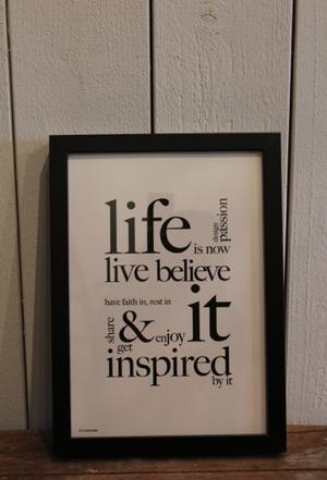 Print nr 03 - LIFE