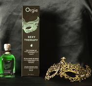 ORGIE  Lips Massage Set - Apple