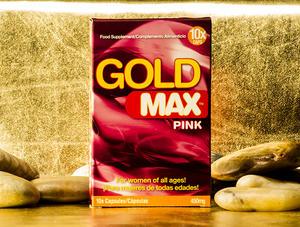 GoldMAX ROSA (10 Kapslar)