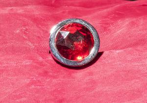 Analsmycke Röd Large