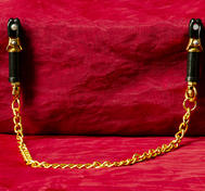 Gold Adjustable Clamps