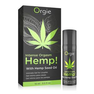 Orgie Hemp - Intense Orgasm Gel