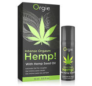 Orgie Hemp - Intense Orgasm Gel