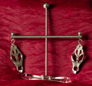 Tower of Pain - Clover Clamp Nipple Stretcher