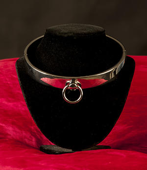 Rostfritt Collar 20 x 150 mm