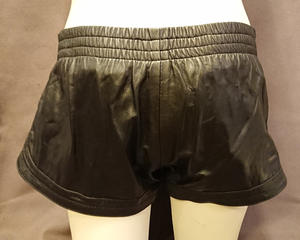 Short Sport Shorts in Leather (different colors)