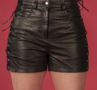 Leathershorts MC-shaped