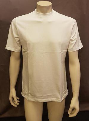 T-Shirt  (Svart / Vit)