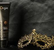 ORGIE  Lube Tube - Chocolate