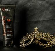 ORGIE Lube Tube - Strawberry
