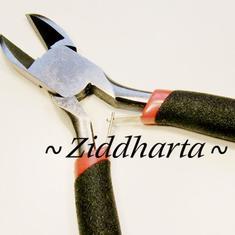 Ergonomisk Avbitartång för smycketillverkning - 11cm