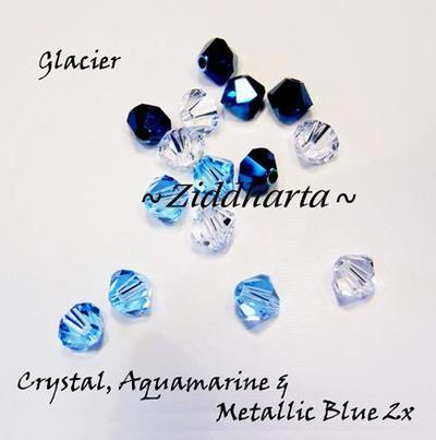 Swarovski Crystals 15st - Glacier