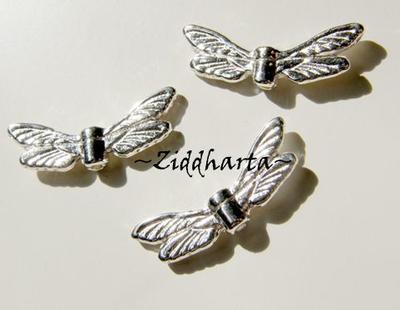 Smyckestillverkning: Smyckesdelar: 100 st Ängla Vingar! 25 x4 olika modeller