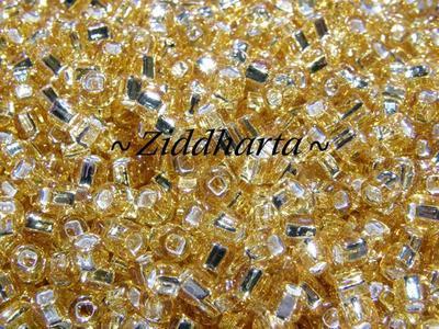 10 gram Japanska MATSUNO Seedbeads 6/0 - GULD