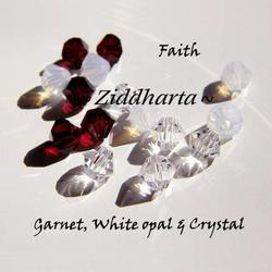 Swarovski Crystals 15st - Faith
