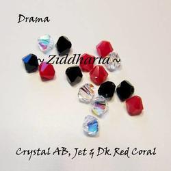 Swarovski Crystals 15st - Drama