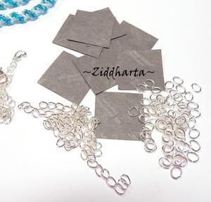 3M Anti-Tarnish Tabs - 10 st för att skydda dina pläterade och silversmycken / smyckesdelar mot oxid