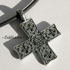 AS 36mm Hänge - KORS - Cross Celtic Knots